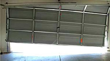 garage door tracksBent Garage Door Track Repair  Call 2813955600  Certified