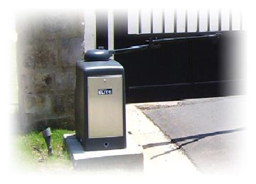 Electronic Security Gate Openers Call 281 395 5600